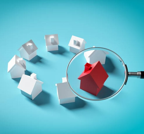 Magnifying Glass, Lease Agreement, Home Ownership